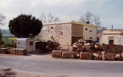 Station in Lebanon